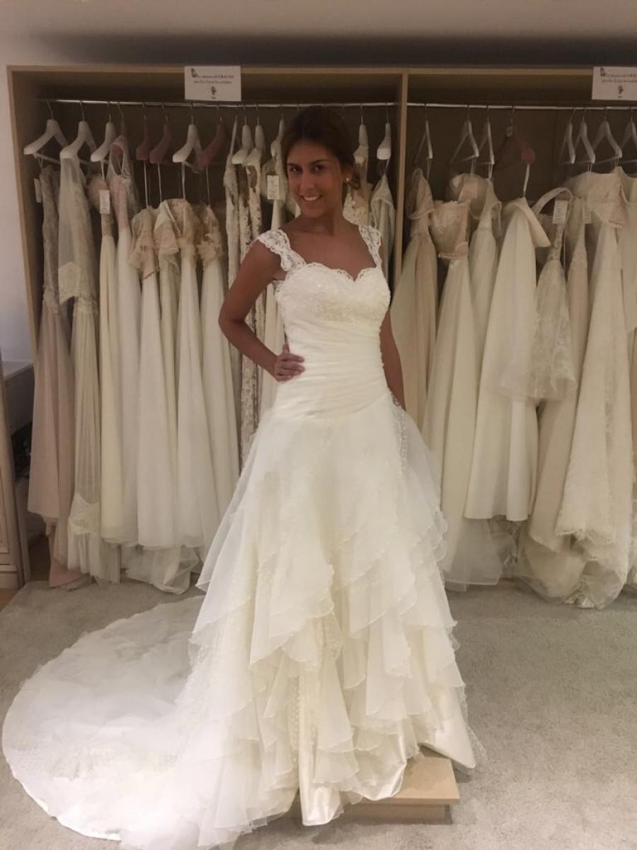 Vestido de novia 2016 - Palma de Mallorca